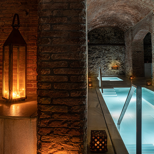 The Ancient Thermal Bath & 60' Relaxing Massage